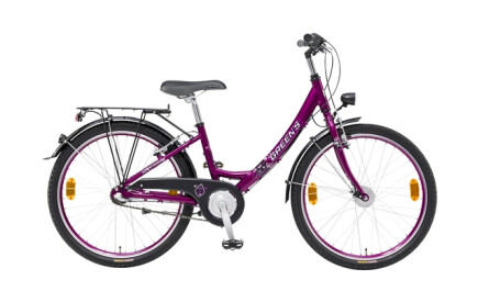 Green's Robin, Mädchen-Fahrrad mit 3-Gang-Nabenschaltung und Rücktrittbremse