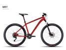 Mountainbike Ghost Kato 7 red-darkred-black