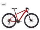 Mountainbike Ghost Tacana 7 red-darkred-black