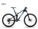 Mountainbike Ghost SLAMR 4 LC darkblue/white