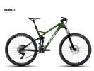 Mountainbike Ghost SLAMR 6 LC darkgreen/white