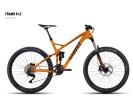 Mountainbike Ghost FRAMR 8 LC orange/black