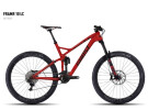 Mountainbike Ghost FRAMR 10 LC red/black