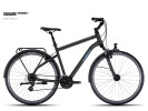 Trekkingbike Ghost Square Trekking 1 black/Lightblue