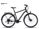Trekkingbike Ghost Square Trekking 2 black/blue