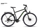 Trekkingbike Ghost Square Trekking 4 black/green