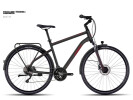 Trekkingbike Ghost Square Trekking 6  black/red
