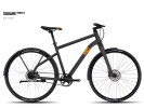 Mountainbike Ghost Square Urban 6 gray/orange