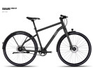 Mountainbike Ghost Square Urban X 9 gray/gray