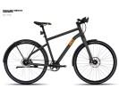 Mountainbike Ghost Square Urban X 10 gray/orange