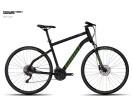 Crossbike Ghost Square Cross 5 black/green