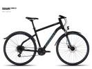 Crossbike Ghost Square Cross X 2 black/lightblue