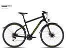 Crossbike Ghost Square Cross X 4 black/limegreen