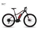 E-Bike Ghost Teru 8 Miss black/red/white
