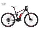 E-Bike Ghost Teru FS 7 black/red/white