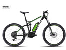 E-Bike Ghost Teru FS X 6 black/green/white