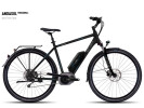 E-Bike Ghost Andasol Trekking 4 black/blue/gray