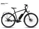E-Bike Ghost Andasol Trekking 5 black/green/gray