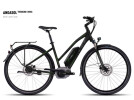 E-Bike Ghost Andasol Trekking 5 Miss black/green/gray