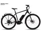 E-Bike Ghost Andasol Trekking 6 black/red/gray