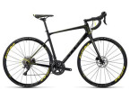 Rennrad Cube Attain GTC SL Disc carbon´n´flashyellow
