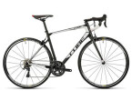 Rennrad Cube Attain GTC Race carbon´n´white