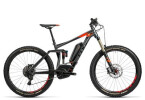 E-Bike Cube Stereo Hybrid 160 HPA SL 500 27.5 iridium/flashred