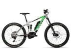E-Bike Cube Stereo Hybrid 160 HPA Race 500 27.5 metal´n´green