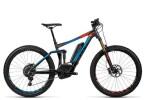 E-Bike Cube Stereo Hybrid 140 HPA SL 500 27.5 iridium/flashred