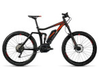 E-Bike Cube Stereo Hybrid 140 HPA Pro 400 27.5 black/flashred