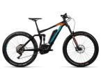 E-Bike Cube Stereo Hybrid 140 HPA 500 27.5+ petrol/flashorange