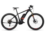 E-Bike Cube SUV Hybrid 45 SL 500 29 black´n´flashred