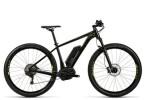 E-Bike Cube Reaction Hybrid HPA SL 500 black´n´flashyellow