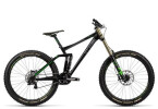 Mountainbike Cube TWO15 HPA Race 27.5 black´n´green