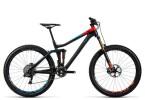 Mountainbike Cube Stereo 140 C:68 SLT 27.5 zeroblack