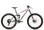Mountainbike Cube Stereo 140 HPA SL 27.5 metal´n´flashred