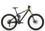 Mountainbike Cube Stereo 140 HPA Race 27.5 black´n´flashyellow