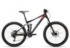 Mountainbike Cube Stereo 140 HPA Pro 27.5 black´n´flashred