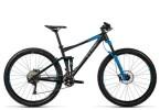 Mountainbike Cube Stereo 120 HPA Race black´n´blue