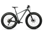 Mountainbike Cube Nutrail Race iridium´n´black