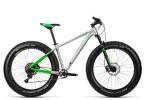 Mountainbike Cube Nutrail Pro metal´n´green