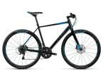 Crossbike Cube SL Road Race black grey flashblue