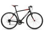 Crossbike Cube SL Road black white red