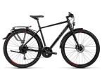 Trekkingbike Cube Travel black grey red