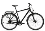 Citybike Cube Town black glossy