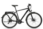 Trekkingbike Cube Kathmandu black grey glossy