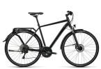 Trekkingbike Cube Delhi Pro black glossy