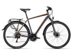 Trekkingbike Cube Touring SL grey black copper