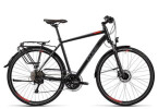 Trekkingbike Cube Touring SL black grey red