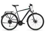 Trekkingbike Cube Touring Exc grey black flashgreen